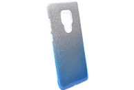 AGM 27765 Slope , Backcover, Huawei, Mate 20, Polycarbonat, Thermoplastisches Polyurethan, Blau/Silber