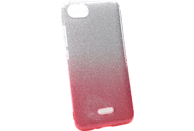 AGM 27849 Slope Backcover Xiaomi Redmi 6A Polycarbonat, Thermoplastisches Polyurethan Pink/Silber