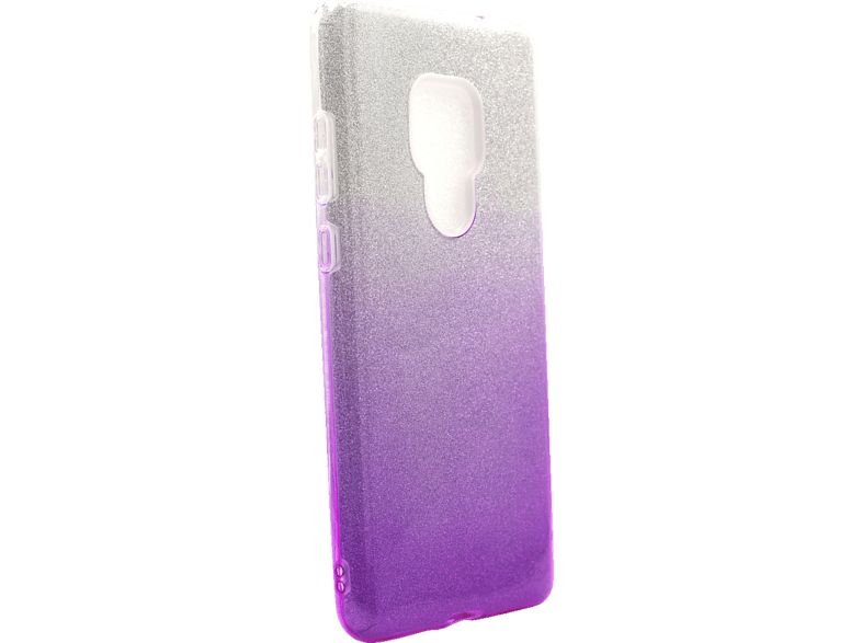 AGM 27763 Slope Backcover Huawei Mate 20 Polycarbonat, Thermoplastisches Polyurethan Lila/Silber | 04026436277638