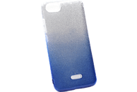 AGM 27848 Slope Backcover Xiaomi Redmi 6A Polycarbonat, Thermoplastisches Polyurethan Blau/Silber
