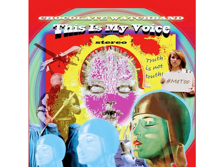 The Chocolate Watchband - This Is My Voice [Vinyl]