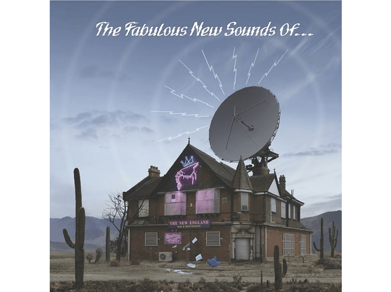 King Prawn - The Fabulous New Sounds Of... [CD]