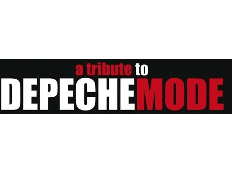 VARIOUS - A Tribute To Depeche Mode (2CD) [CD]