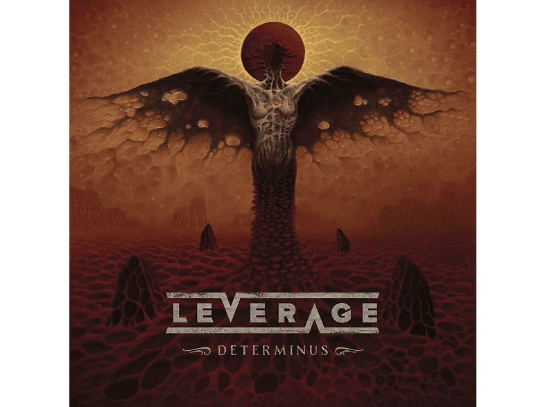 Leverage - Determinus [CD]