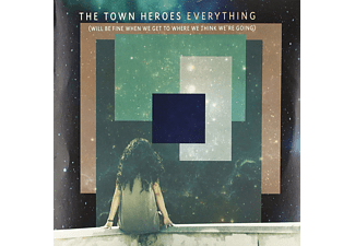 Town Heroes - Everything (Black Vinyl) - (Vinyl)