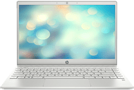 HP Pavilion 13-an0300ng, Notebook mit 13.3 Zoll Display, Core™ i5 Prozessor, 8 GB RAM, 512 GB SSD, Intel® UHD Graphics 620, Silber