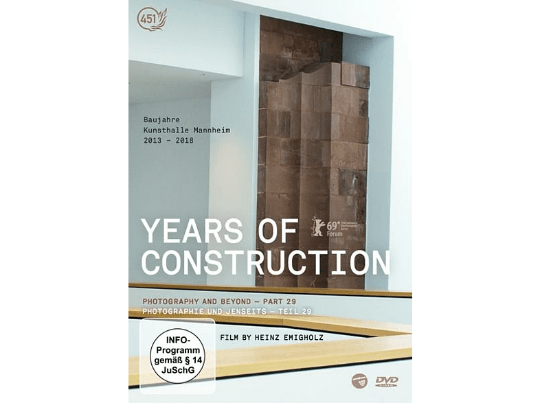 Years of Construction [DVD]