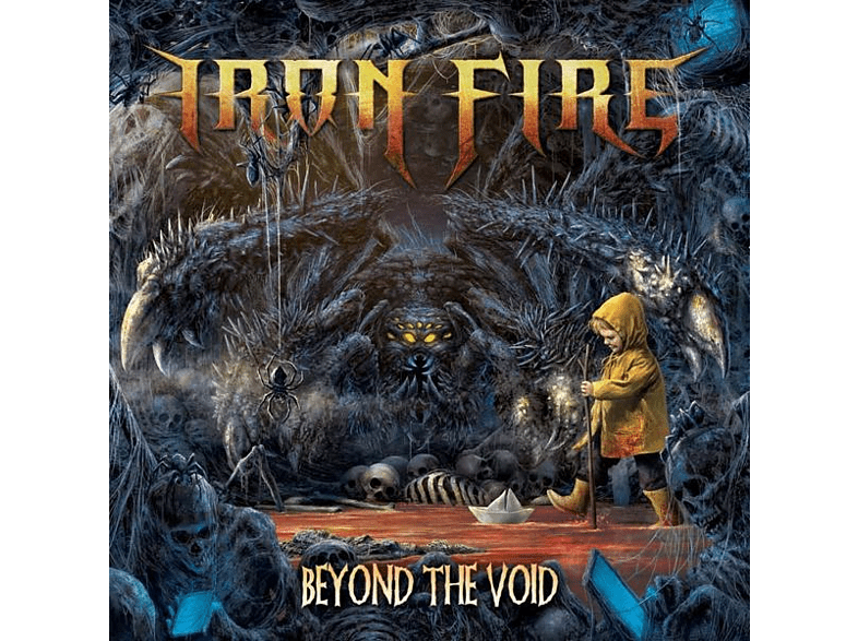 Iron Fire - Beyond The Void [CD]