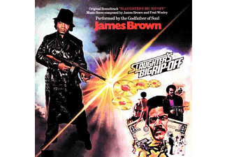James Brown - Slaughter's Big Rip-off LP