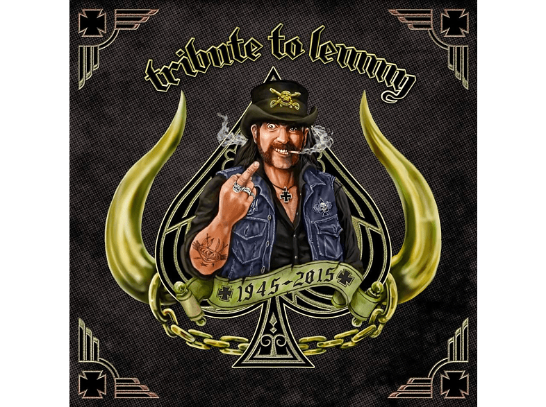 VARIOUS - Tribute to Lemmy (clear yellow Vinyl) [Vinyl]