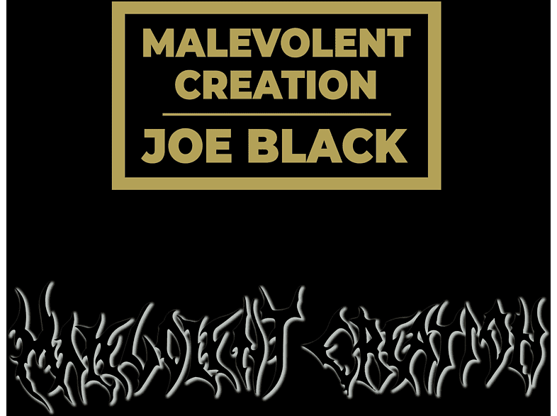 Malevolent Creation - Joe Black (Compilation schwarz) [Vinyl]