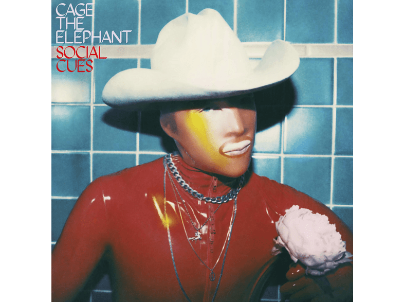 Cage The Elephant - SOCIAL CUES [Vinyl]