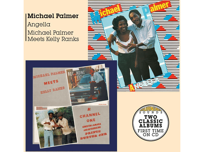 Michael Palmer - ANGELLA+MEETS KELLY RANKS AT CHANNEL ONE [CD]