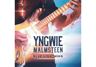 Yngwie Malmsteen - BLUE LIGHTNING (JEWEL CASE EDITION) - (CD)