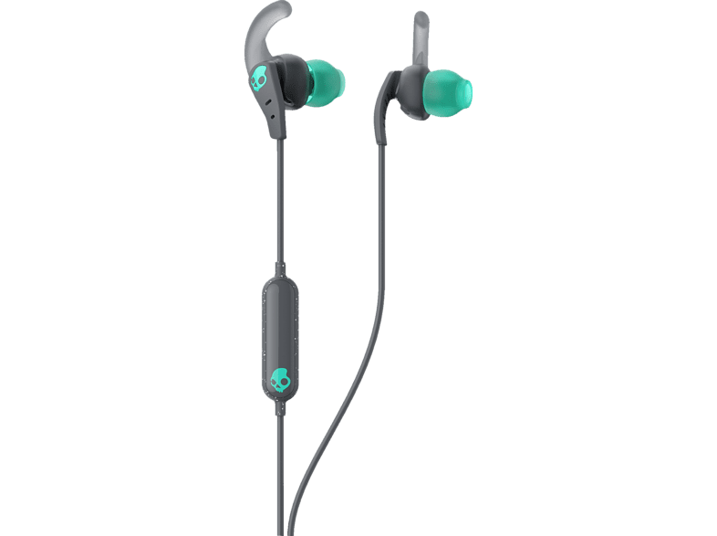 SKULLCANDY SET, In-ear Kopfhörer  Grau/Minze