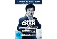 Jackie Chan Triple Action Collection [DVD]