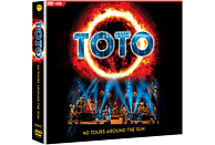 Toto - 40 TOURS AROUND THE SUN [CD + DVD Video]