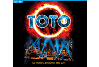 Toto - 40 TOURS AROUND THE SUN [CD + Blu-ray Disc]