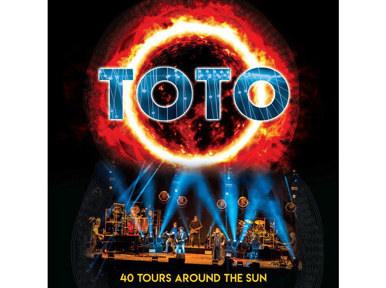 Toto - 40 Tours Around The Sun (Limited) [Vinyl]