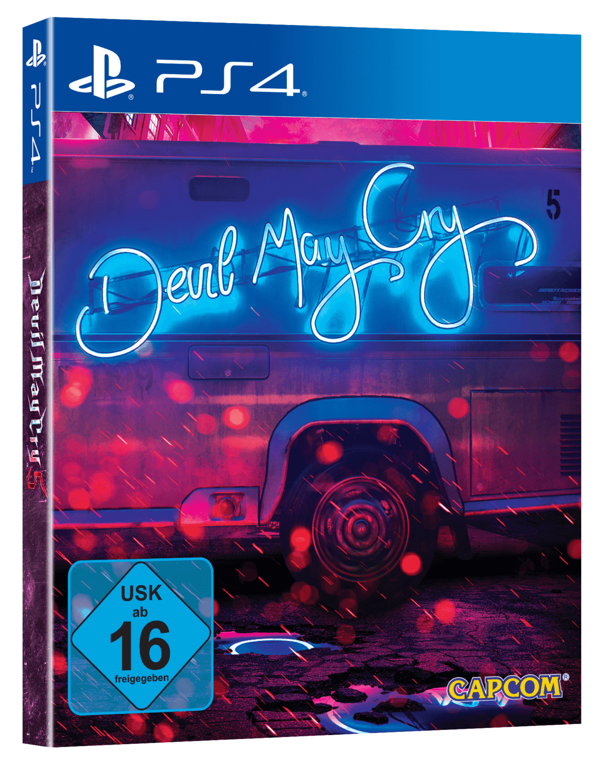 Devil May Cry 5 Deluxe Edition SteelBook® (Limited Edition) für PlayStation 4