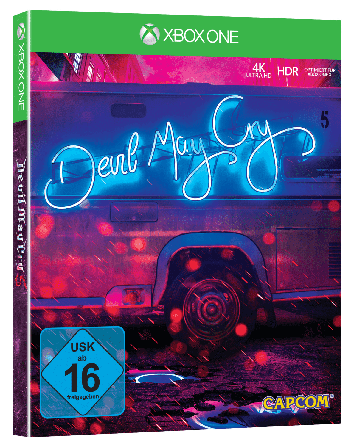 Devil May Cry 5 Deluxe Edition SteelBook® (Limited Edition) für Xbox One
