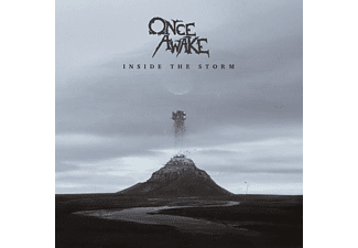 Once Awake - Inside The Storm - (CD)