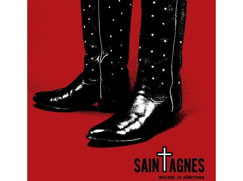 Saint Agnes - Welcome To Silvertown [CD]