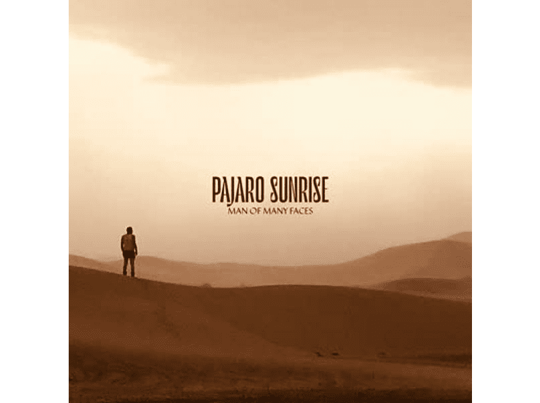 Pajaro Sunrise - Man Of Many Faces [CD]