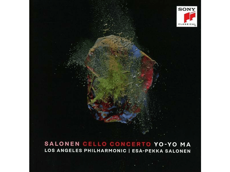 Yo-Yo Ma - Cello Concerto [CD]