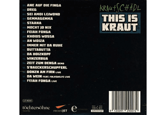 Krautschädl - This Is Kraut - (CD)