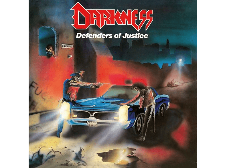 The Darkness - Defenders Of Justice (Slipcase/Poster) [CD]