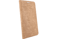 AGM 27730 Relief , Bookcover, Samsung, Galaxy S10e, Kunstleder, Stoff, Thermoplastisches Polyurethan, Aluminium, Gold