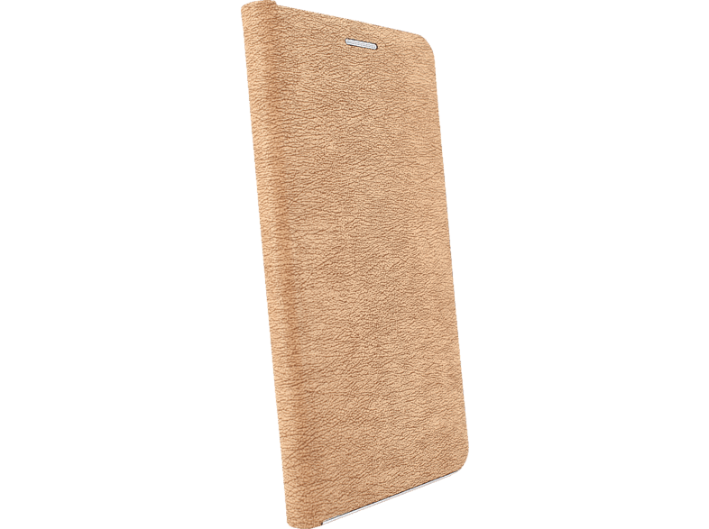 AGM 27749 Relief Bookcover Samsung Galaxy S10 Obermaterial Kunstleder, Stoff, Thermoplastisches Polyurethan, Aluminium Gold