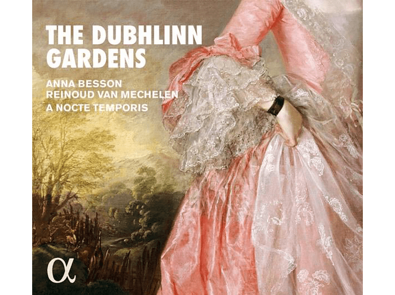 A Nocte Temporis, Anna Besson, Reinoud van Mechelen - The Dubhlinn Gardens [CD]