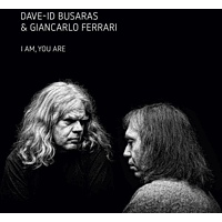 Dave-id & Gianca Busaras - I Am You Are [CD]