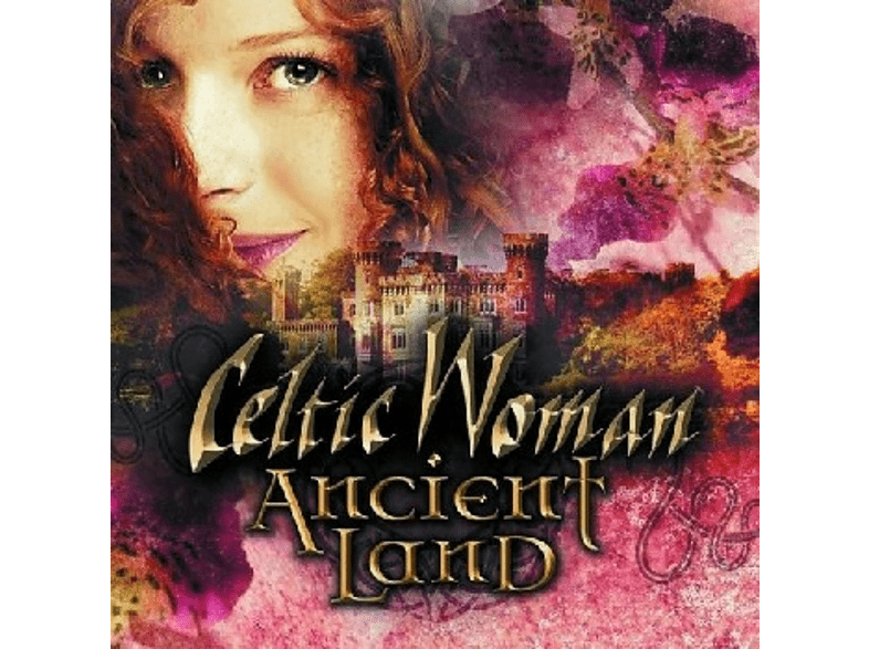 Celtic Woman - Ancient Land (Live From Johnstown Castle,Bluray) [Blu-ray]