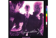 Generation X - Generation X (Deluxe Edition) [CD + Buch]