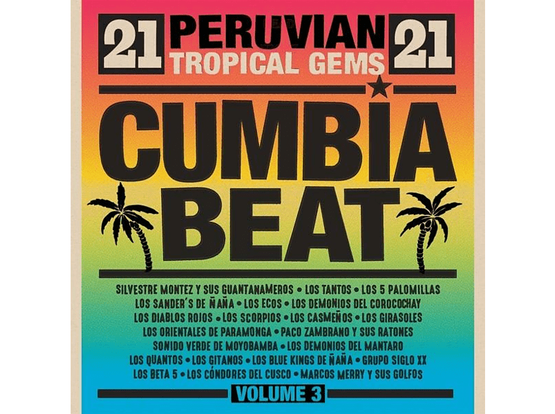 VARIOUS - Cumbia Beat Vol.3 [Vinyl]