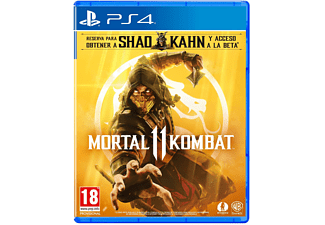 PS4 Mortal Kombat Standard Edition