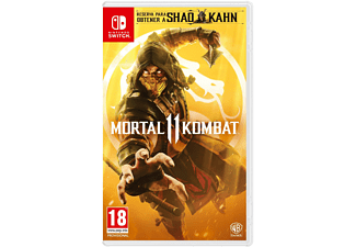 Nintendo Switch Mortal Kombat Standard Edition