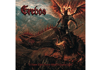 Erebos - A Flame That Pierces With A Deadly Cold (Digipak) - (CD)