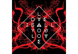 Band Of Skulls - Love Is All You Love - (CD)