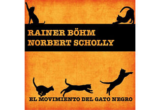 Böhm,Rainer/Scholly,Norbert - El Movimiento Del Gato Negro - (CD)
