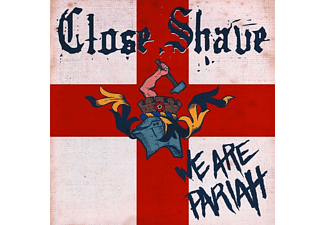 Close Shave - WE ARE PARIAH - (CD)