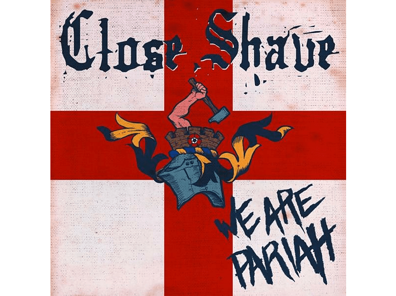 Close Shave - WE ARE PARIAH [CD]