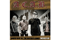 Acab - Where Have All The Bootboys Gone? (Best Of) [CD]
