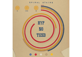 Spiral Stairs - We Wanna Be Hyp-no-tized - (CD)