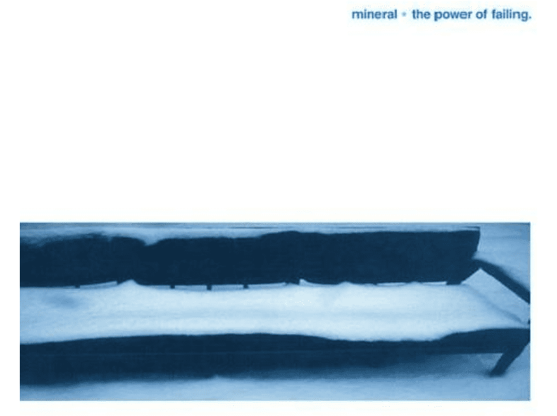Mineral - The Power Of Failing [Vinyl]