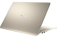 ASUS VivoBook S430FN-EB032T I5-8265U/8GB/256GB SSD, Notebook mit 14 Zoll Display, Core™ i5 Prozessor, 8 GB RAM, 256 GB SSD, GeForce® MX150, Gold