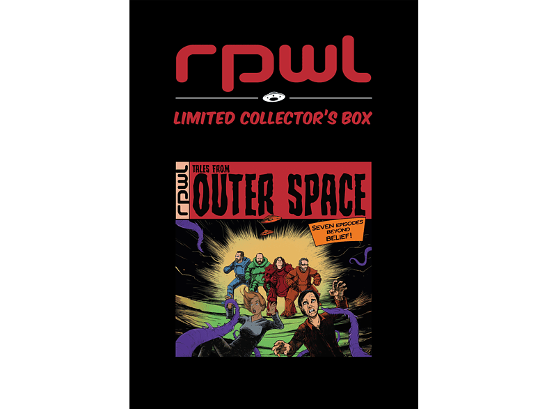 RPWL - Tales From Outer Space (Limited Fanbox) [CD]